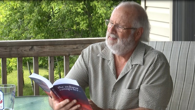 Keith Fraundorf publishes book he wrote nearly 30 years ago