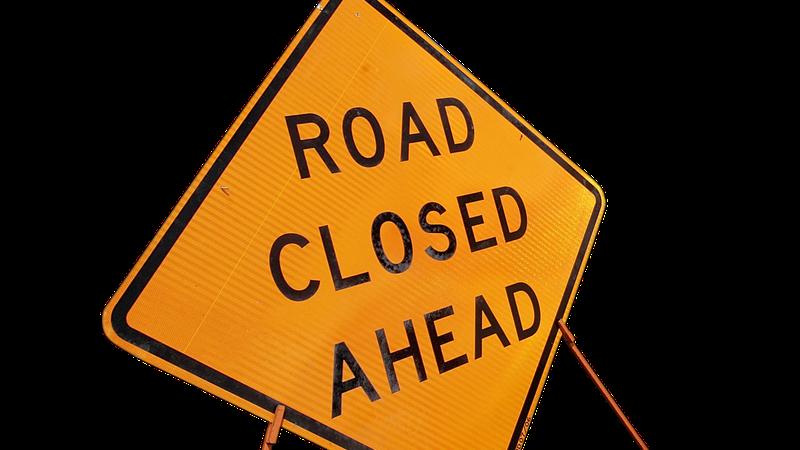 Portage Lake Lift Bridge temporary closures