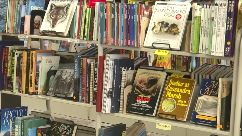 First-ever Front Street Book Fair coming later in September