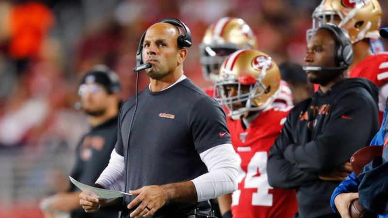Robert Saleh, a Michigan native, has been a hot name in regards to the new Lions head coach.