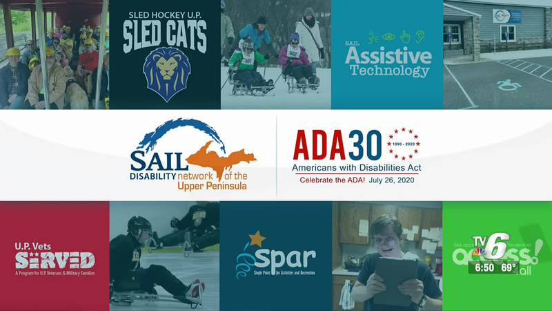 The Superior Alliance for Independent Living, or SAIL, is celebrating 30 years of the ADA with...