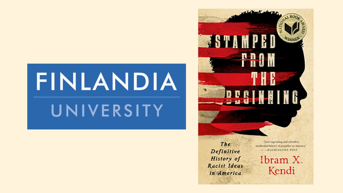 The Finlandia University Campus Read Committee announced the Spring 2021 Anti-Racist Open...