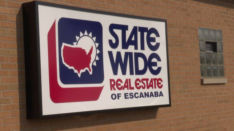 State Wide Real Estate sign.
