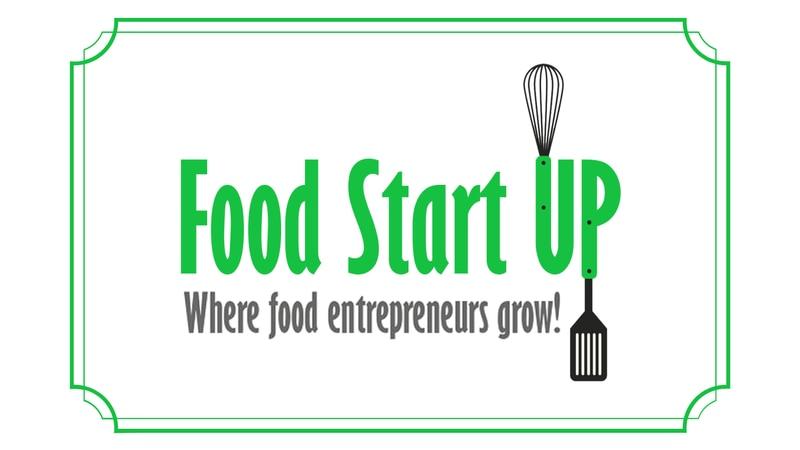 Food Start U.P. logo with WLUC edits.