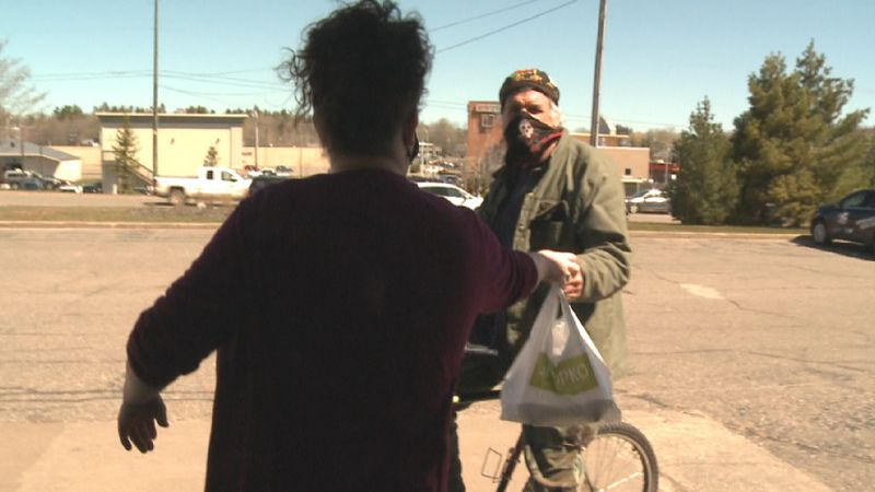 The pandemic has changed the Salvation Army's operations for the past 14 months, but also...