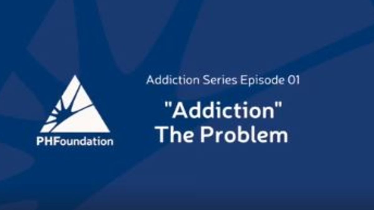 Portage Health Foundation Addiction Series (courtesy: Portage Health Foundation)