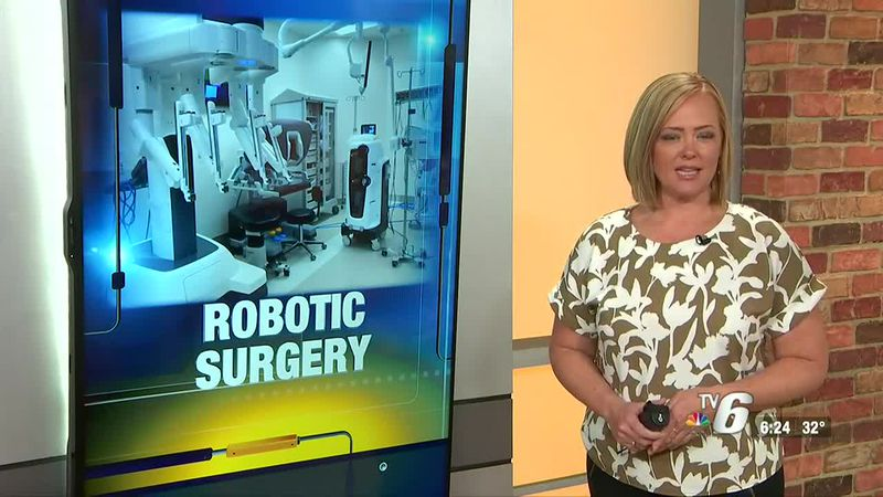The new technology has allowed for better surgery outcomes and quicker recovery times