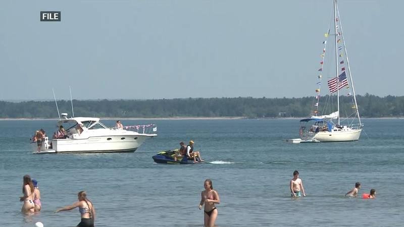 National Weather Service Meteorologist & Marine Program Leader Joe Phillips said the Big Lake's...