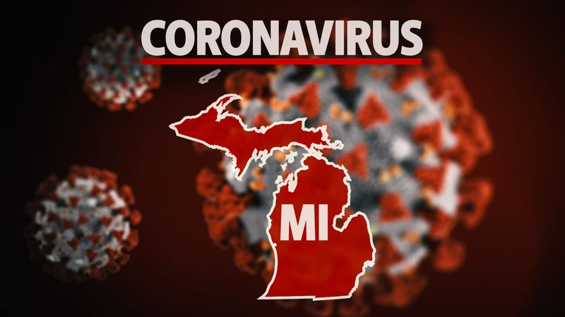 Coronavirus in Michigan.