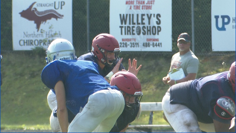 Westwood scrimmages Calumet on Friday, Aug. 20