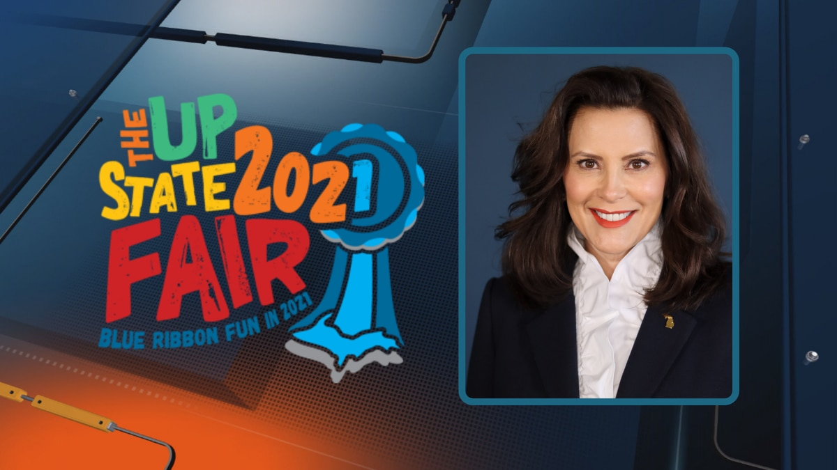 """The annual """"Lunch with the Governor"""" at the U.P. State Fair has been set for Thursday, August..."""