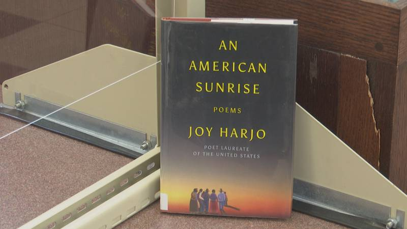 Joy Harjo's 'An American Sunrise' will inspire multiple upcoming programs at Peter White Public...