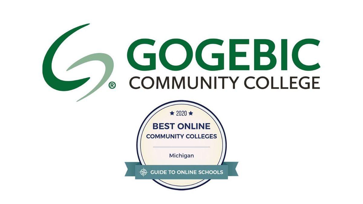 (Logos courtesy Gogebic Community College)