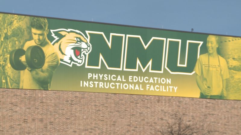 The Physical Education Instructional Facility at NMU.