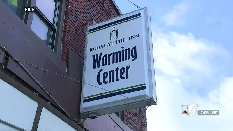 Room at the Inn seeks volunteer aid for their Warming Center homeless shelter