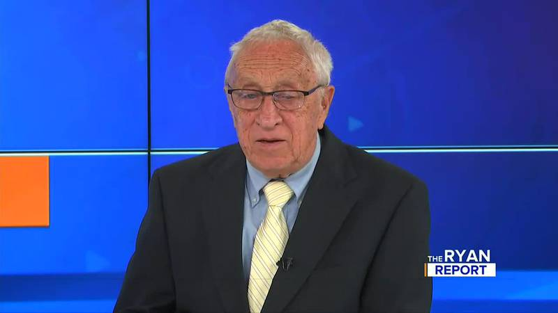 TV6's Don Ryan on the July 25, 2021 episode of The Ryan Report.