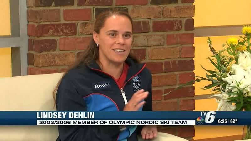 Former Olympian Lindsey Dehlin