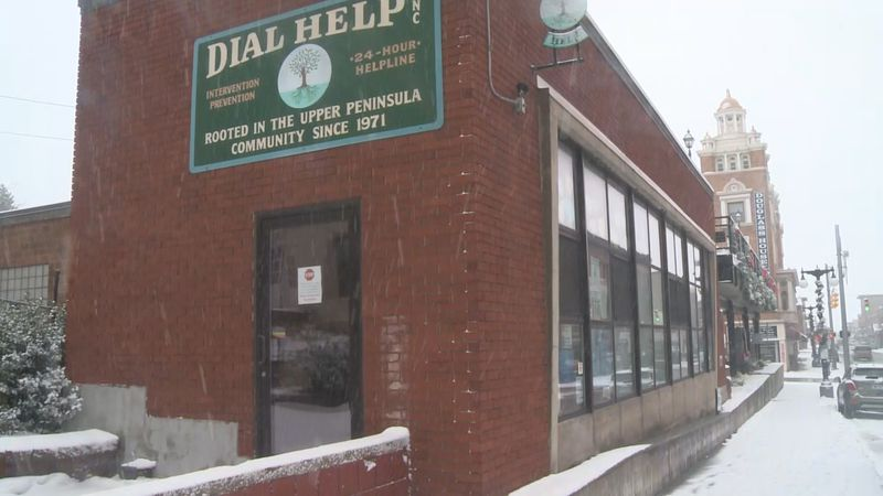 Dial Help in Houghton