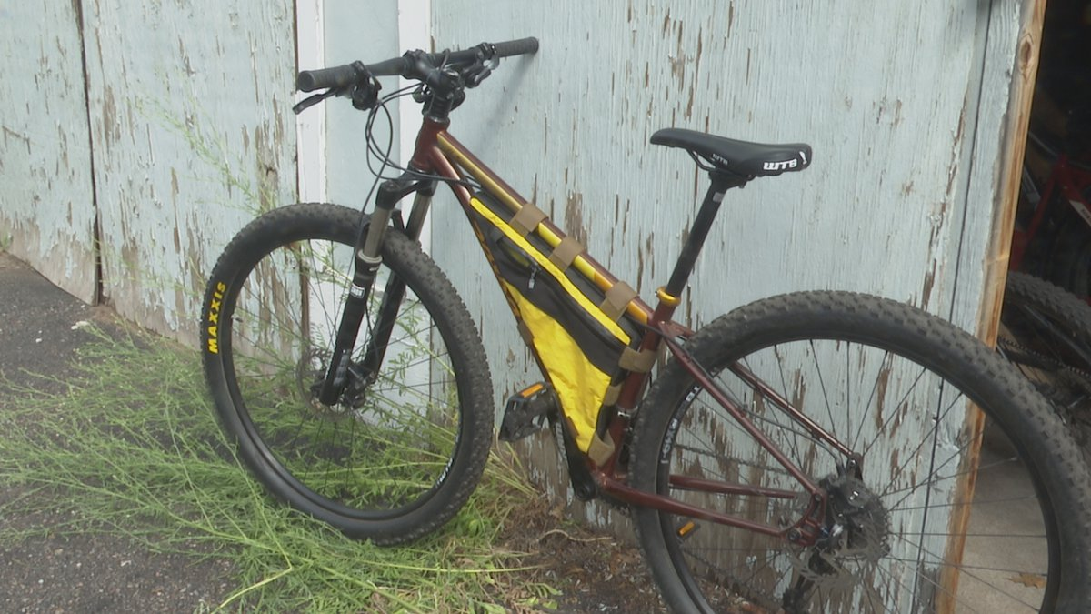 Marquette City police say the best way to prevent your bike from being stolen is to lock it up...