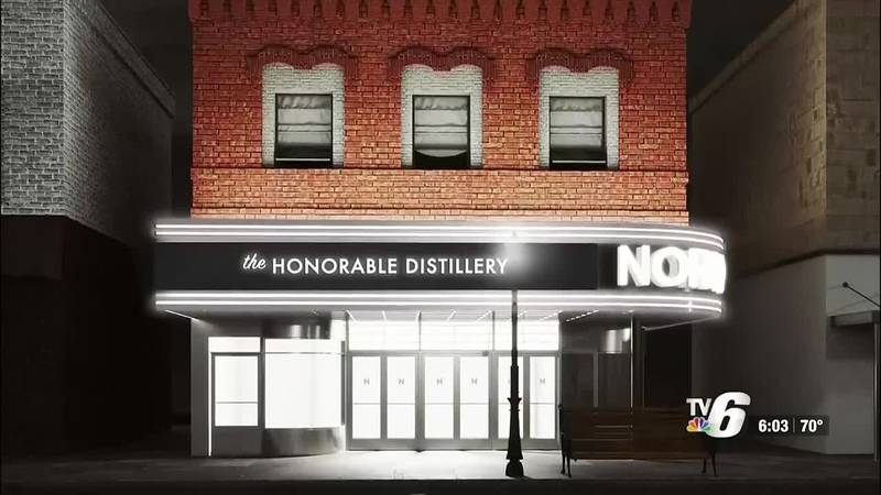 Plans moving forward for The Honorable Distillery in Downtown Marquette