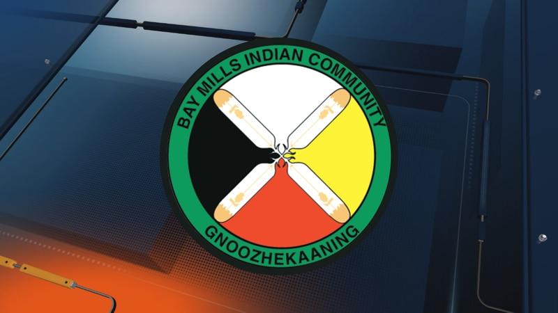 Bay Mills Indian Community seal.