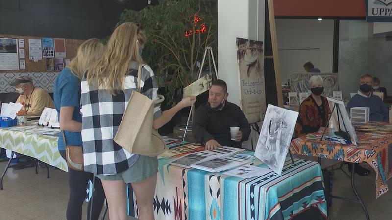 U.P. Authors Day Book Fair