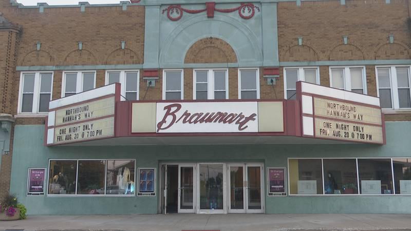 Northbound: Hannah's Way premiers at the Braumart tomorrow at 7pm.