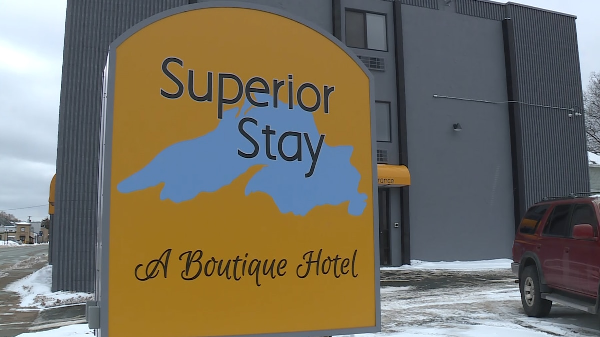 Superior Stay in Marquette