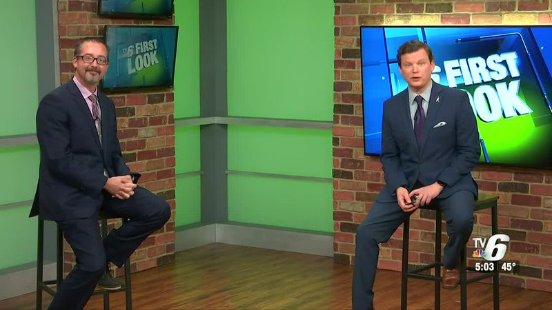 This is a previously aired interview with TV6 General Manager Rick Rhoades and Shawn Householder