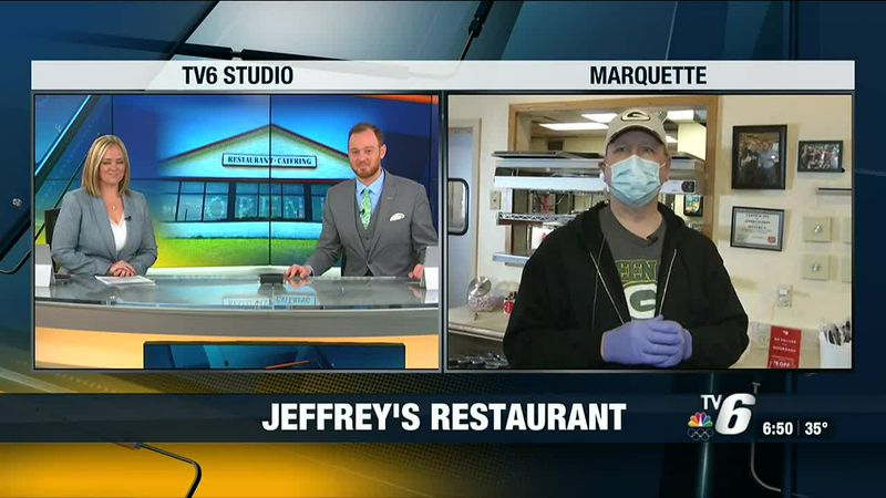 Live at Jeffrey's Restaurant in Marquette