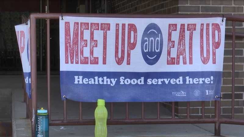 Meet Up and Eat Up.