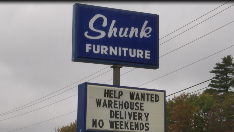 Stores experiencing furniture shipment delays because of the pandemic