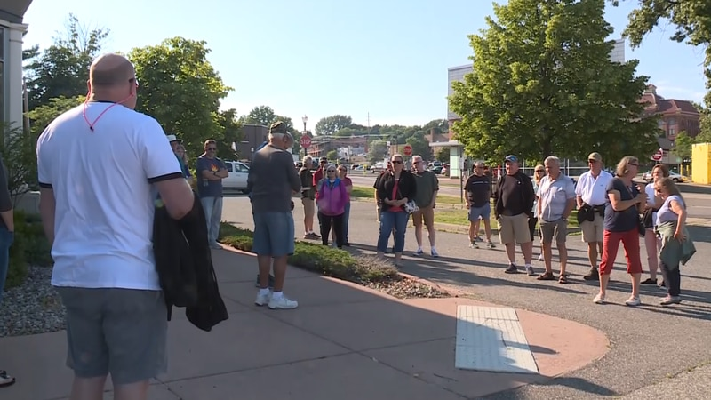 The Walking History Tour in Marquette