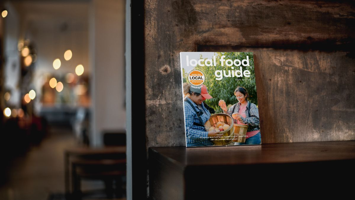 Taste the Local Difference publishes 2020 Local Food Guide for Michigan. (Courtesy Photo)