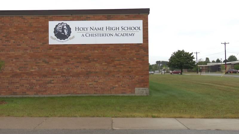 Holy Name High School - A Chesterton Academy in Escanaba.