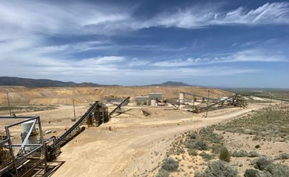 Figure 2 - Ruby Hill Infrastructure (CNW Group/i-80 Gold Corp)