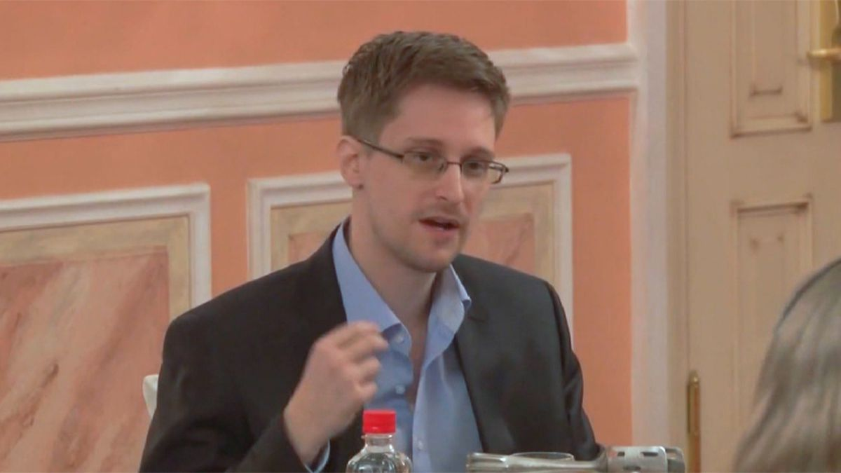 Edward Snowden has been granted permanent residency in Russia, where he has been living in exile.