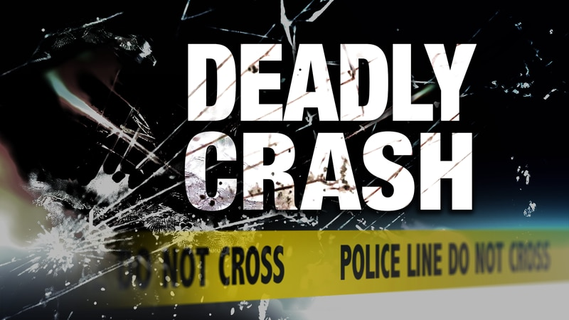 Deadly Crash Graphic