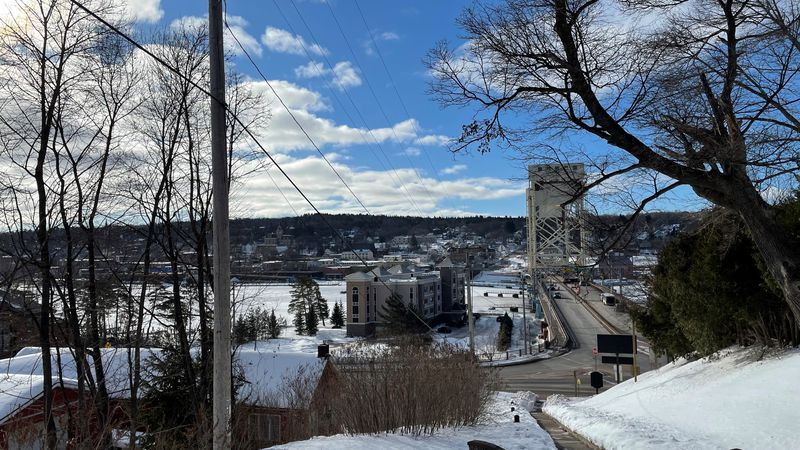 The Copper Country is home to some gorgeous scenery. One staple is the Portage Lift Bridge,...