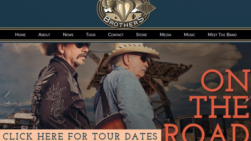 The Bellamy Brothers Website