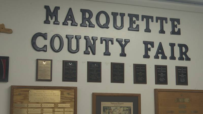 The Marquette County Fair is happening August 12-14th from 10 to 10.