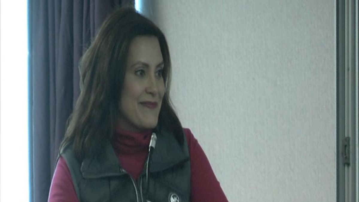 Gretchen Whitmer was the first high-profile candidate to formally join the 2018 gubernatorial race in January.