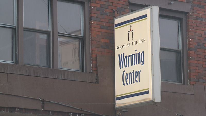 Room at the Inn's Warming Center is located at 447 West Washington Street.