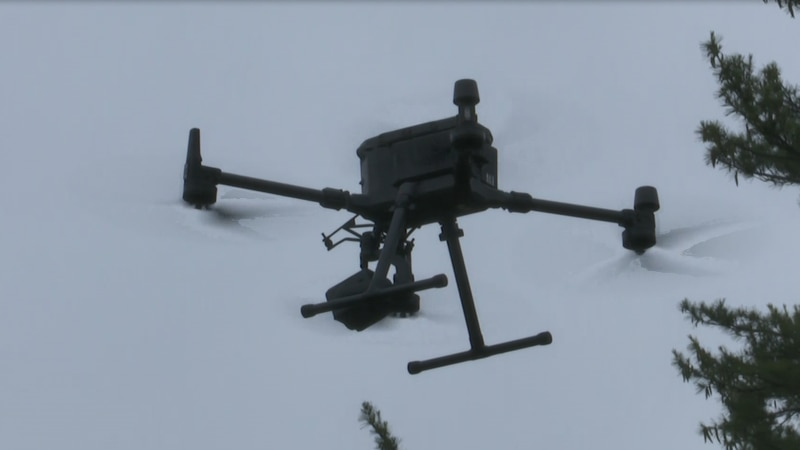 Sheriff Zyburt says the drone will take flight in the next months