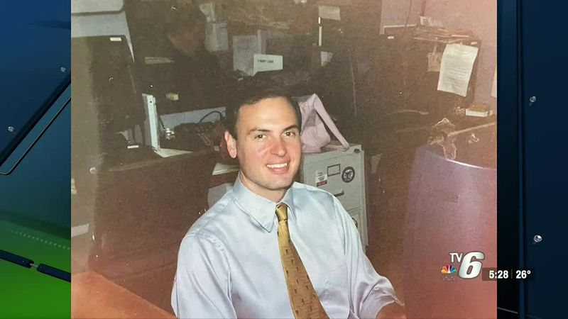 FILE Photo of TV6's Greg Trick. He announced his May 2021 retirement.